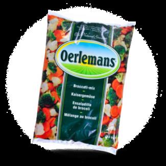 Oerlemans Broccolimix, 2.5 kg, Oerlemans
