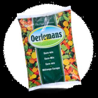 Oerlemans Euromix, 2.5 kg, Oerlemans