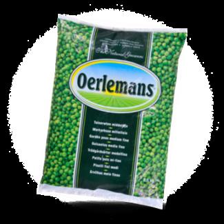 Oerlemans Erwten Middelfijn, 2.5 kg, Oerlemans