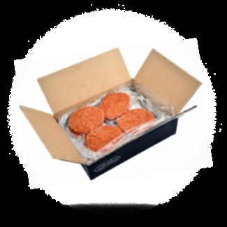 Lecker Rundvleeshamburger, 20x95 gr, Lecker