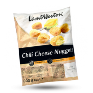 LambWeston Chili Cheese Nuggets