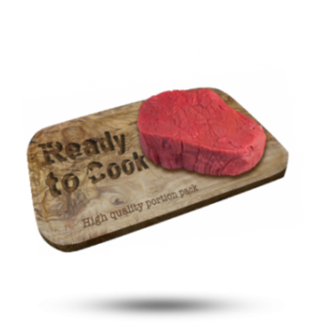 Ready to Cook Bullet Steak 180g