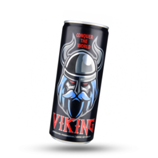 Viking Viking Energy Drink, 6x250 ml