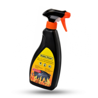 Golden Flame BBQ Cleaner