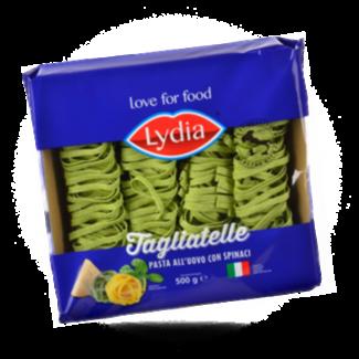 Lydia Groene Tagliatelle, Lydia