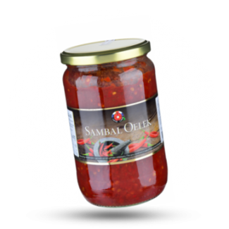 Lucky Label Sambal Oelek, Lucky Label