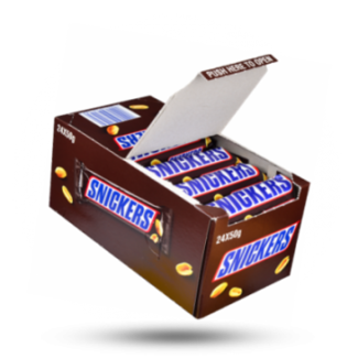 Snickers Snickers, 24x50 gr