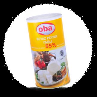 Oba White Cheese 55+