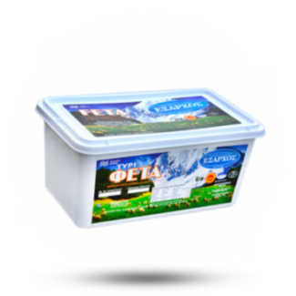 Exarchos Sliced Greek Feta Cheese