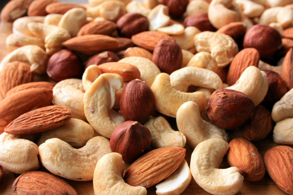 Nüsse & Hülsenfrüchte