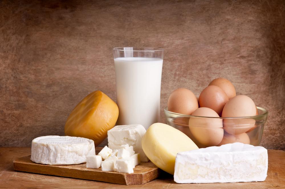 Nachhaltige Milchprodukte