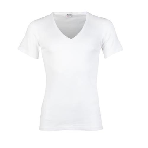 Beeren ondergoed Beeren T-shirt diepe V-hals M3000