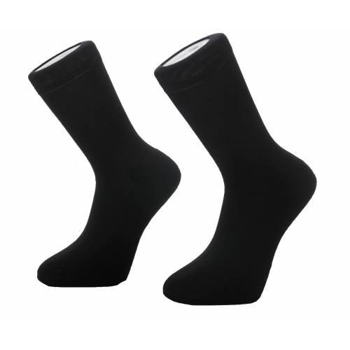 Boru Bamboe Boru Bamboe sokken met badstof zool