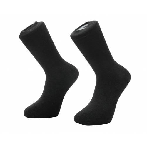 Boru Bamboe sokken met badstof zool