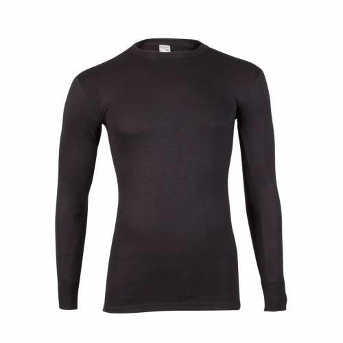 HL-tricot HL tricot T-shirt LM zwart, grote maten