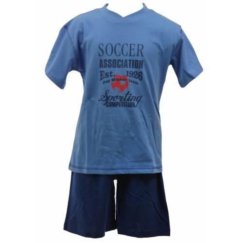 Outfitter Outfitter jongens shortama Soccer