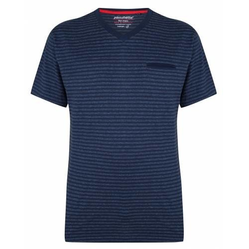 Pastunette Pastunette heren Mix and Match pyjama shirt 623-3