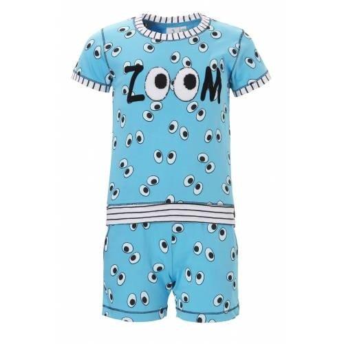 Rebelle Rebelle meiden pyjama blue Zoom