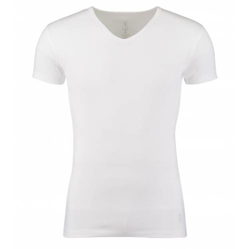 Saint Basics heren T-shirt V-hals Biologisch katoen