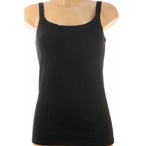 Scholler ondergoed Scholler hemd, viscose/katoen, smal bandje
