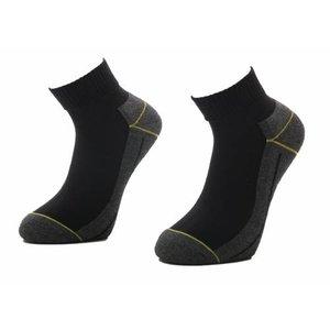 Stapp Stapp korte werk sokken 2-paar Coolmax Quarter