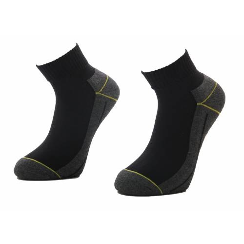 Stapp korte werk sokken 2-paar Coolmax Quarter