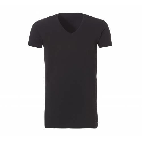 Ten Cate heren Bamboe T-shirt V-hals