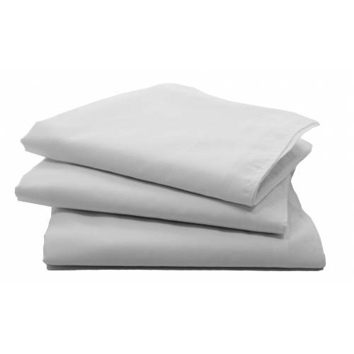 Tiseco Heren Zakdoek wit dikke kwaliteit 12 stuks