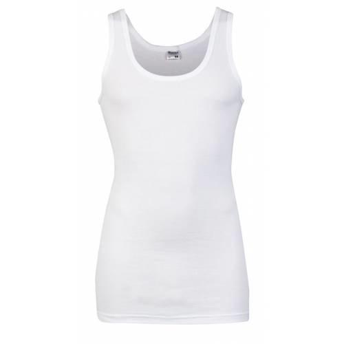 Beeren heren hemd wit, M3000