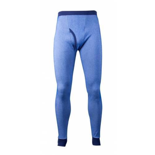 Beeren pantalon, blauwe streep, M2000