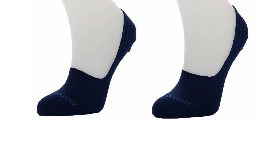 Marcmarcs invisible sneaker sokjes 2 paar