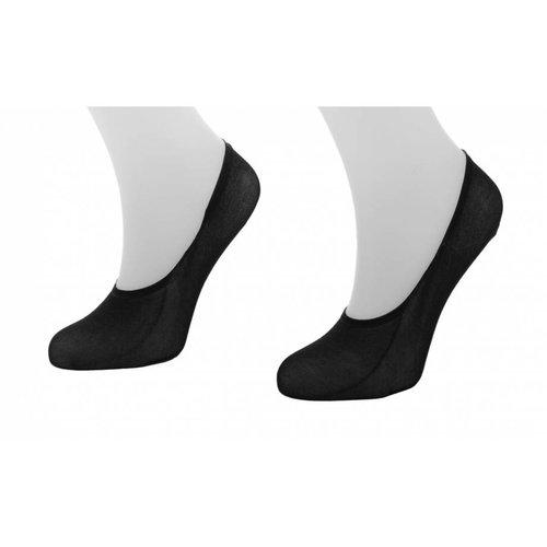 Teckel Teckel Sock Footies sokken 2 paar