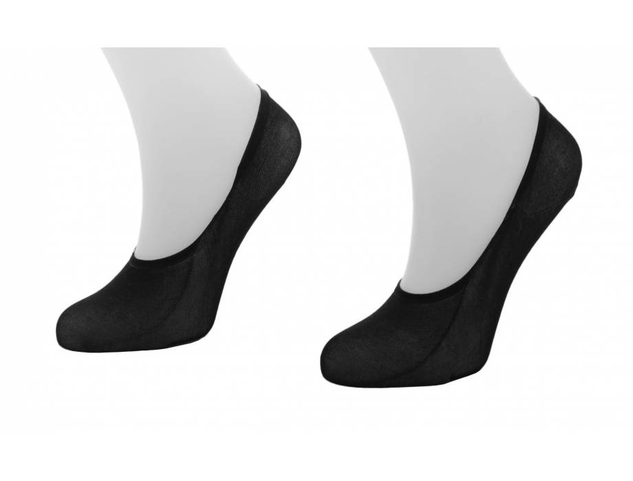 Teckel Sock Footies sokken 2 paar