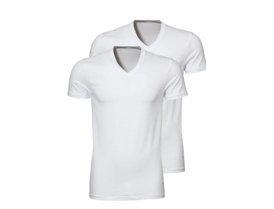 Ten Cate Shirt V-hals 2-Pack 3208