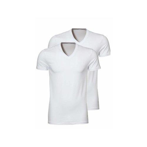 Ten Cate ondergoed Ten Cate Shirt V-hals 2-Pack 3208