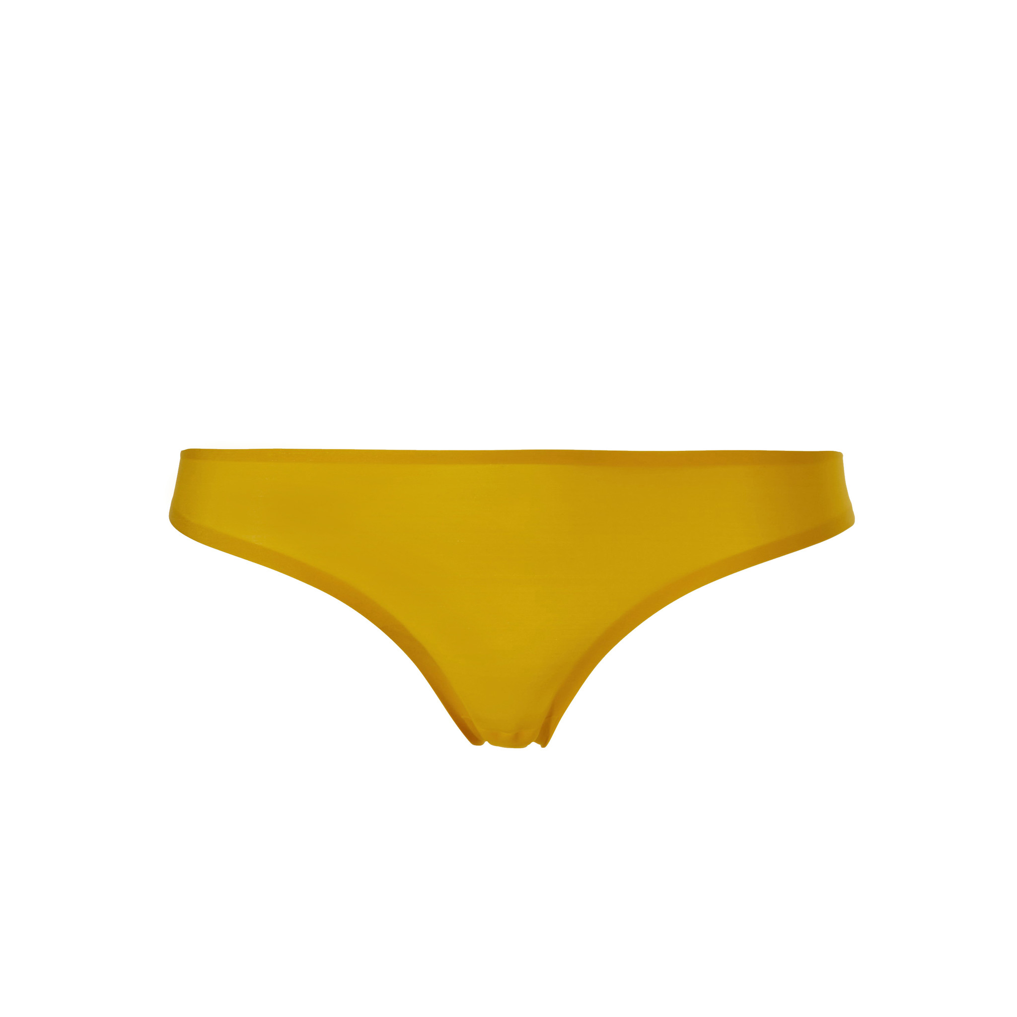 Ten Cate dames Free & Easy String Geel (invisible)