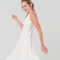 Wat te dragen onder een doorschijnend jurkje