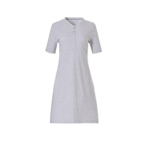 Pastunette Pastunette dames nachthemd korte mouw Margriet