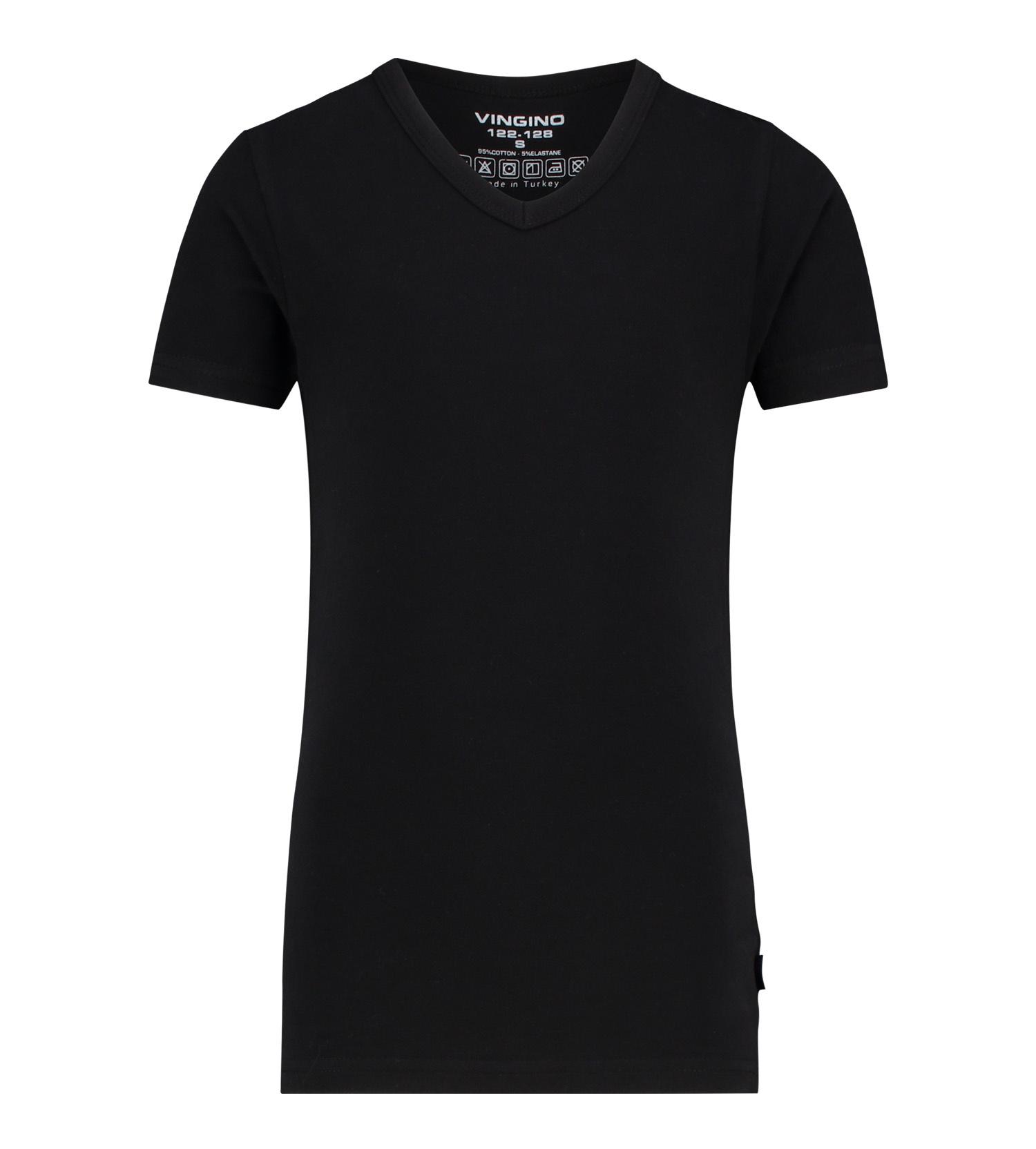 Vingino jongens onder T-shirt V-hals 72204