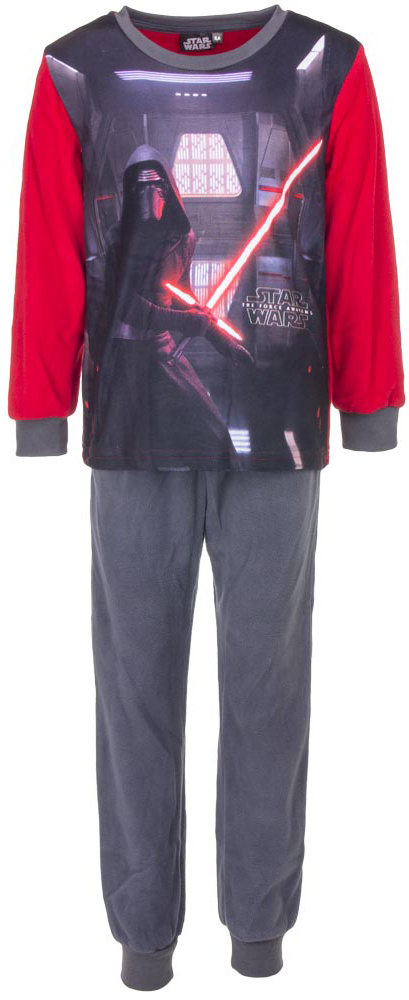 Disney jongens Fleece pyjama Star Wars zwart 2028