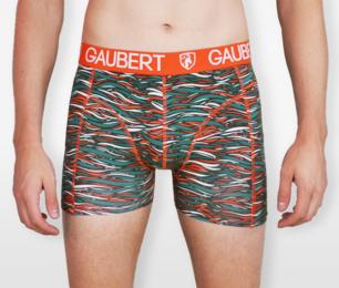 Gaubert Heren boxershort Rood