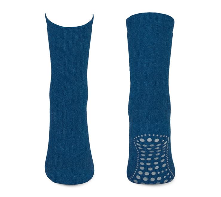 Basset Homepads sokken 1 paar blauw