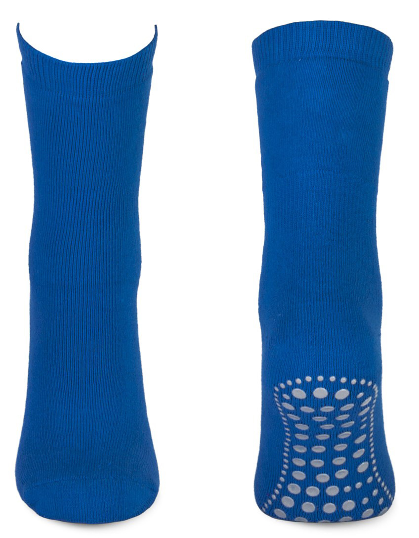 Basset Homepads sokken 1 paar kobalt