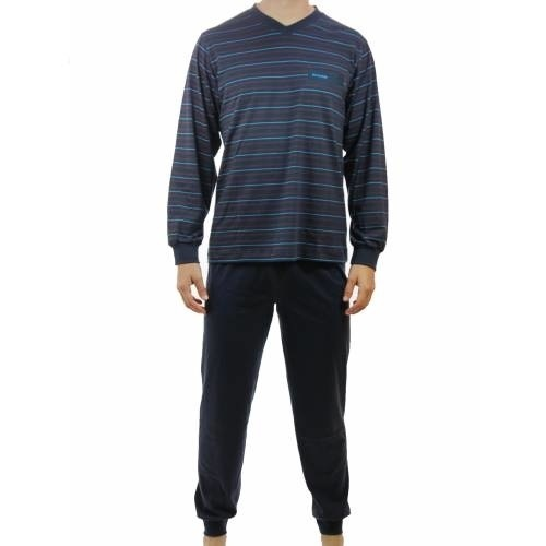 Gentlemen tricot heren pyjama Dylan 4156