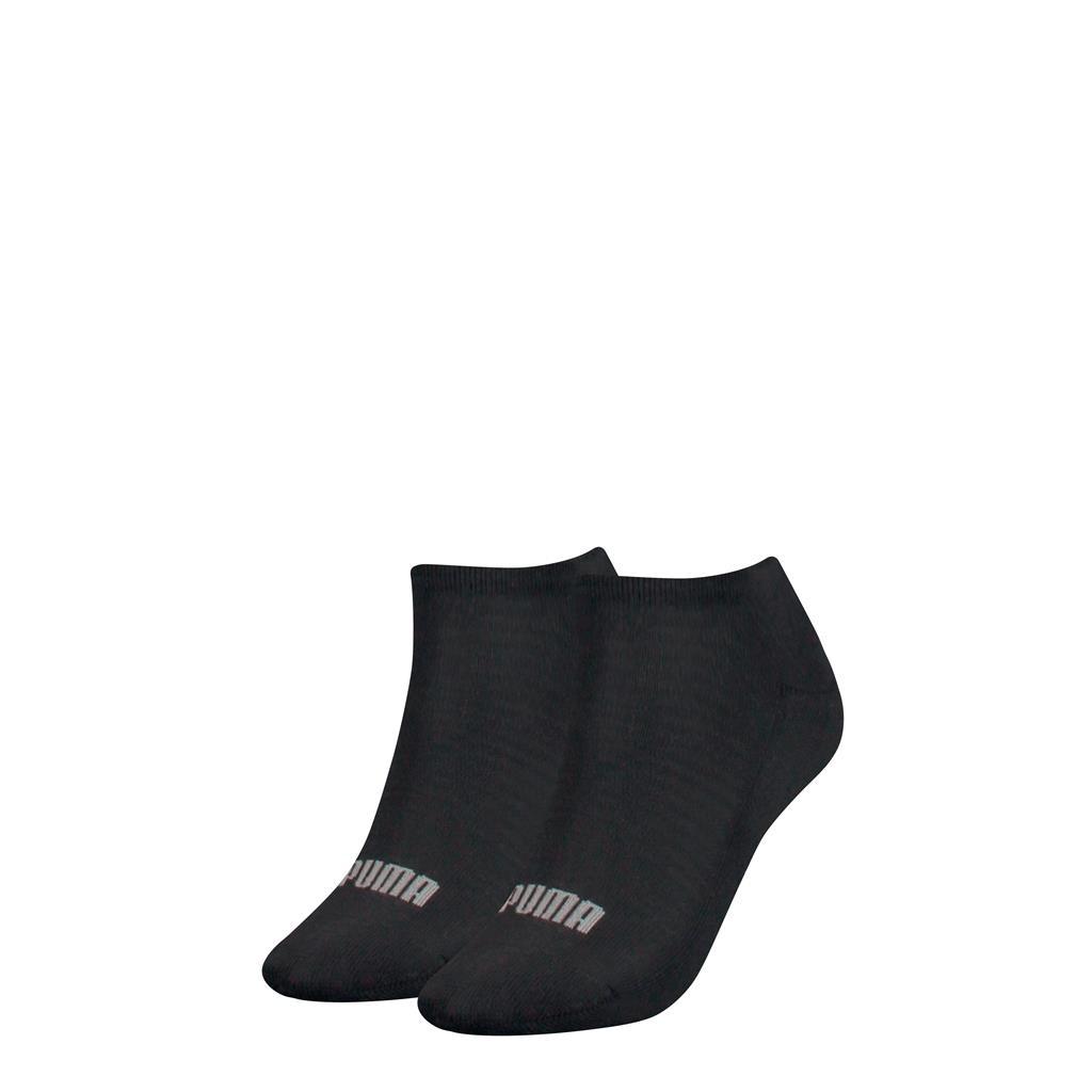 Puma dames sneaker sokken - 2 paar