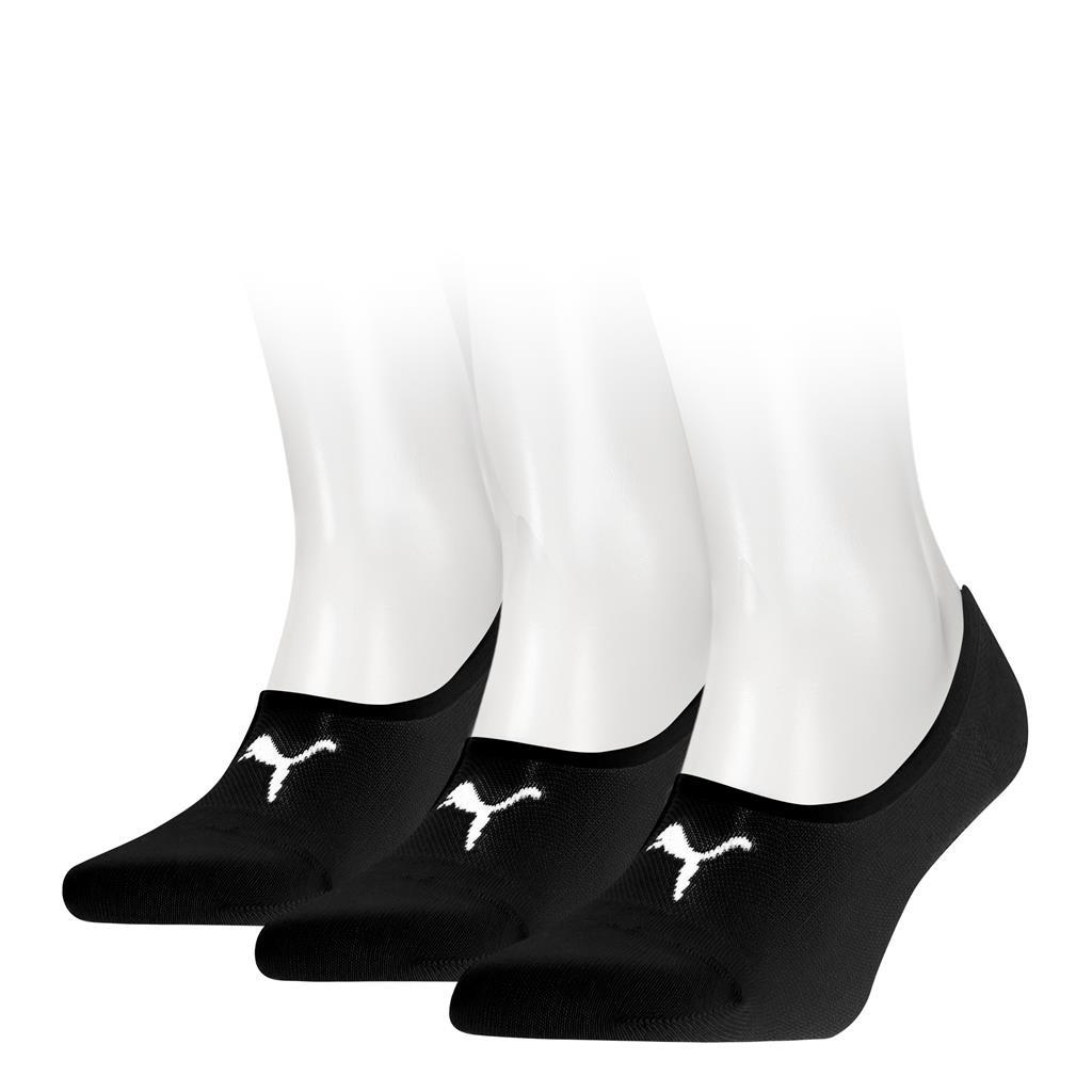 Puma footie sokken - 3 paar - Invisible