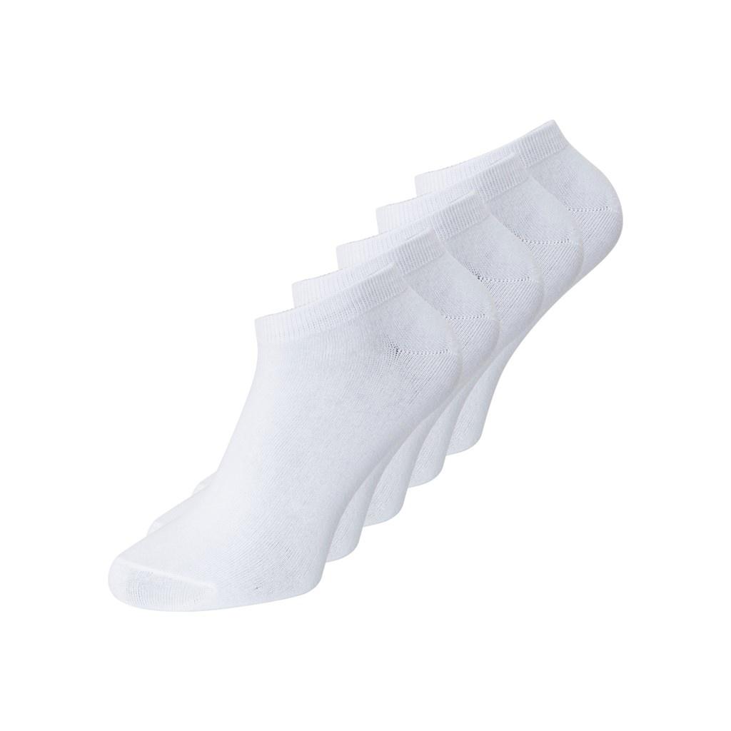 Jack & Jones sneaker sokken katoen 5-pack