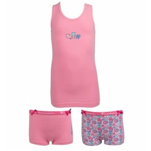 Funderwear ondergoed Funderwear meisjes setje Cute Animals