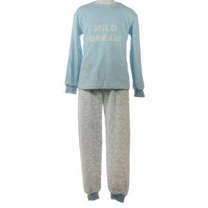 Cocodream Cocodream velours meiden pyjama Wild Dream