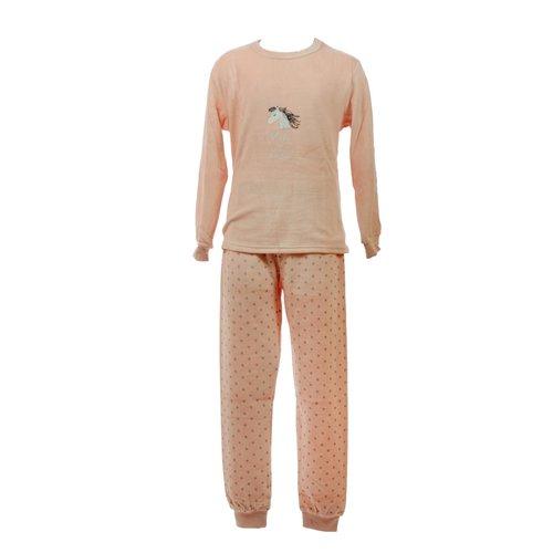 Cocodream Cocodream velours meiden pyjama Wistle